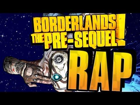 "Borderlands: The Pre-Sequel  Rap Song Tribute  DEFMATCH - ""Handsome's Anthem"""