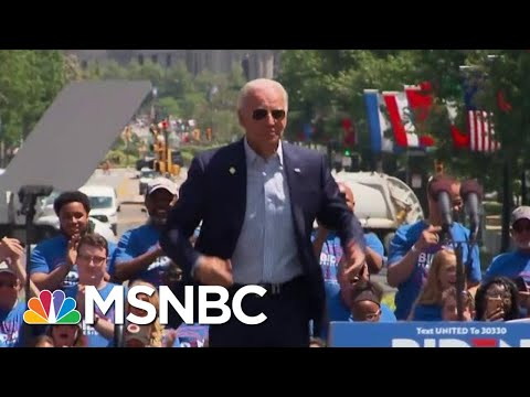 Chris Matthews: Joe Biden Is Running For America, Against Trump | Morning Joe | MSNBC
