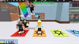 """Showcasing """"Digger426's"""" my daughter first game play video~Roblox"""