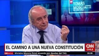 Gastón Gómez se refiere al proceso constituyente