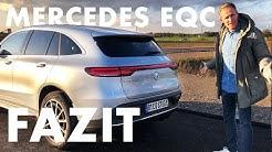 Mercedes EQC | Fazit nach 6 Wochen Elektro-Malmedie | Matthias Malmedie
