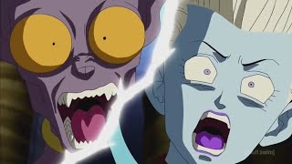 Zeno Calls Whis &amp Beerus to meet Goku Dragon Ball Super (English Dub)
