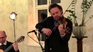Le Cygne - The Swan - Svanen played by Jochen Brusch, violin & Finn Elias Svit, guitar.