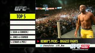 UFC Now Ep. 201: Top 5 Biggest Fights