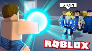 I RUINED this ROBLOX HOSPITAL'S TRAINING with ADMIN POWERS!