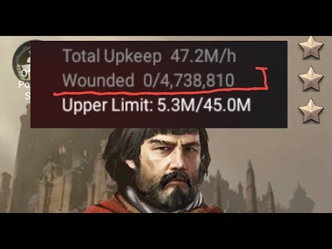 Clash Of Kings : 4.7 MILLION HOSPITAL : DOCTOR Special Skills -  Subtitles INCLUDED