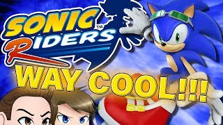 Sonic Riders: A Good Sonic Game? - EPISODE 1 - Friends Without Benefits