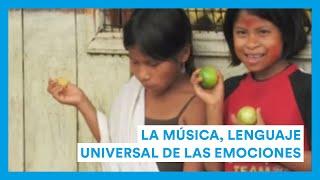 Musica como lenguaje universal