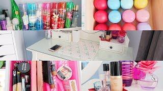 Moja Toaletka, Organizacja & Kolekcja Kosmetyków ♡ update