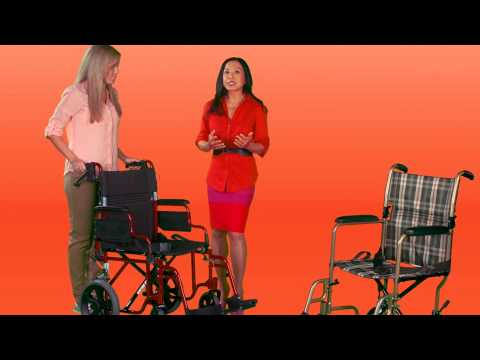 NOVA Transport Chairs and Wheelchairs