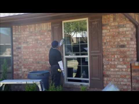 Thermal Windows - Time Lapse Window Replacement (2 minutes)