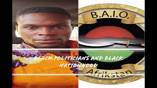 Why Are Black Politicians Afraid To Discuss Black Nationhood? w/ Kala Genesis