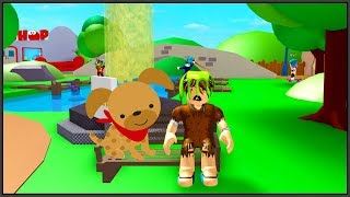 THE STREET BOY ADOPTED A ESTIMAÇAO ANIMAL (STORY ROBLOX)