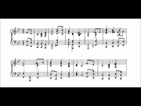 Smith-Rachmaninov - The Star-Spangled Banner (piano solo version)