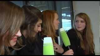 Die Heiterkeit - Interview auf dem Berlin Festival 2012