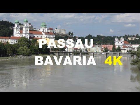 PASSAU BAVARIA 4K