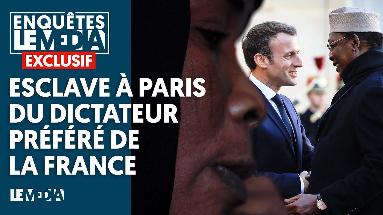 EXCLUSIF : ESCLAVE À PARIS DU DICTATEUR PRÉFÉRÉ DE LA FRANCE