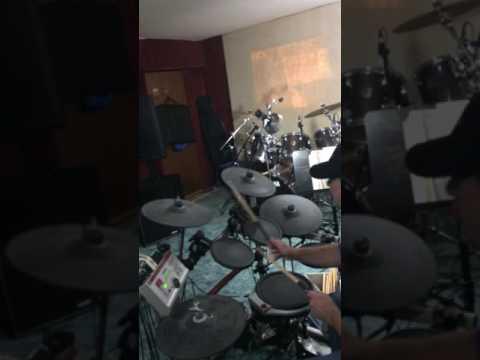 Rick Williams Drumming
