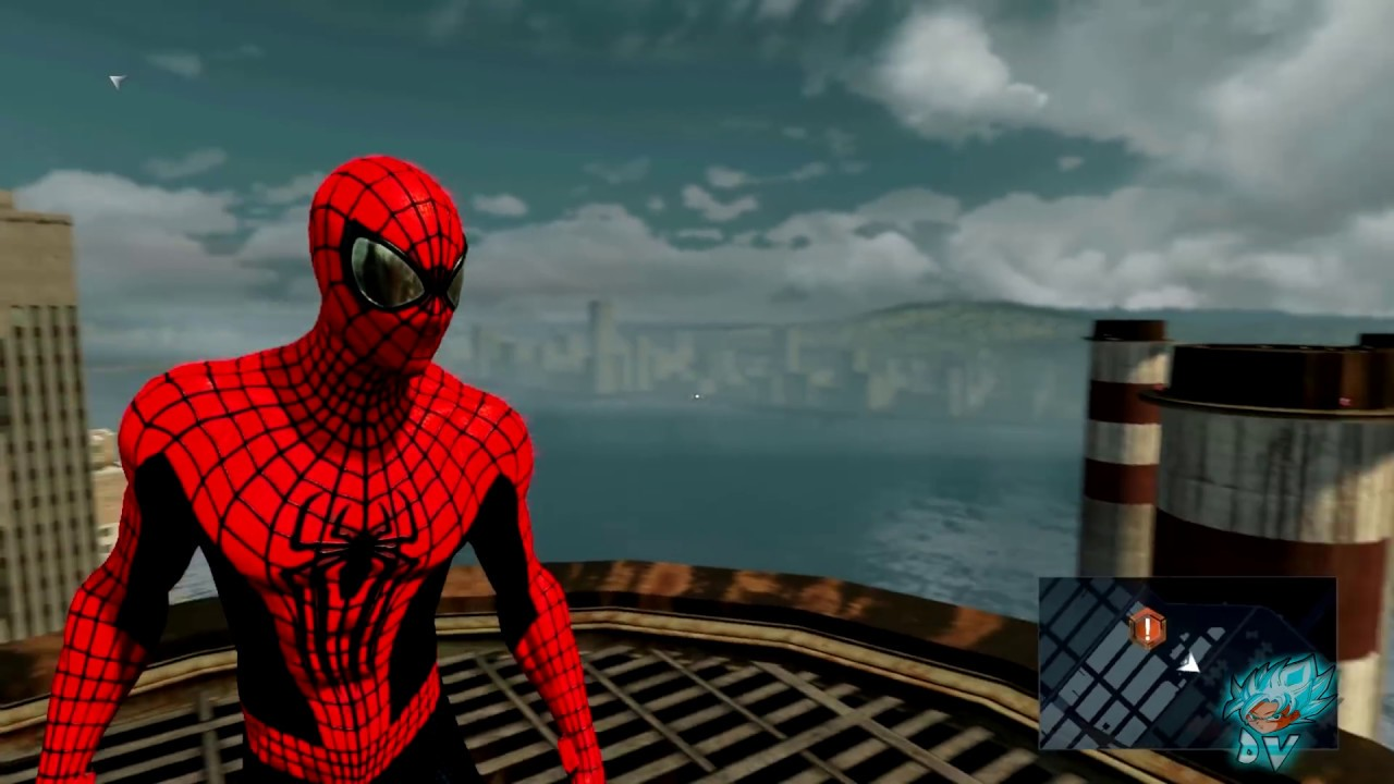 The Amazing Spider-man 2 Black and Red Suit MOD - The Amazing Spider-man 2 (PC) & The Amazing Spider-man 2 Black and Red Suit MOD - The Amazing Spider ...