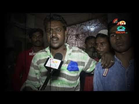 Operation Christian Peta_GOVT Neglegence _GNT - INDIA TV Telugu