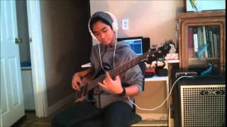 Israel Houghton Speechless - Bass cover