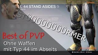 OHNE WAFFEN IM SCHMELZTIEGEL - 30 KILLS - 6000 Punkte! Typ 44 im Abseits | Deutsch | HD