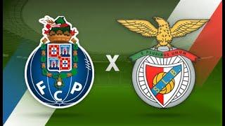 Порту Бенфика КФ 1 6 бесплатный прогноз на матч Футбол Чемпионат Португалии