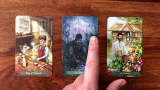 Daily Tarot Reading for 8 April 2018 | Gregory Scott Tarot