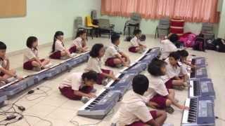 Fengshan Primary School P2 LCM Step 1