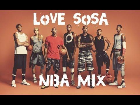 "NBA Playoff Mix- ""Love Sosa"""