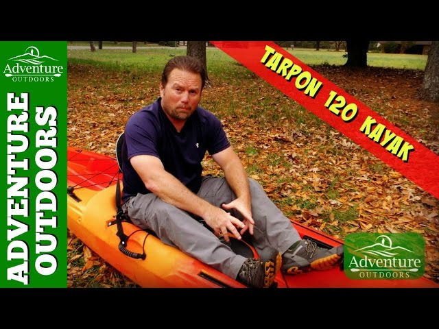 Tarpon 120 Kayak By Wilderness Systems Review