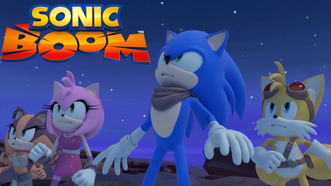 Sonic Boom I O Meteoro | Episódio 14 | Dublado português