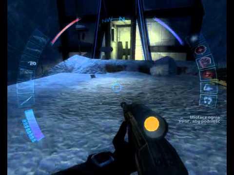 Deus Ex Invisible War Walkthrough Part 16 Antarctica JC Denton's Sanctuary