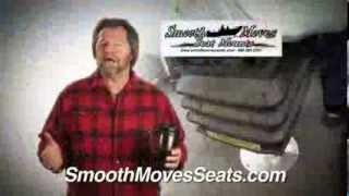 Smooth Moves Seat Mounts Cushion your Boats Ride