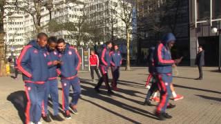 Περίπατος στους δρόμους του Moνάχου! / Walking about on the streets of Munich!
