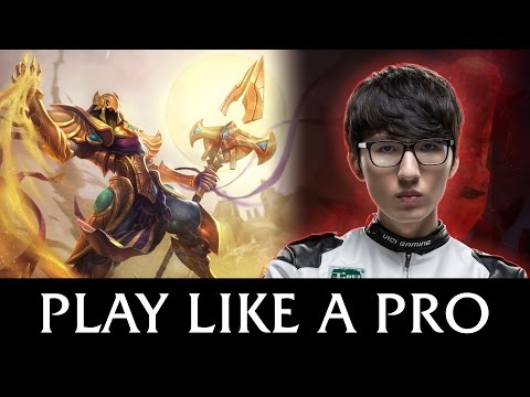 Guide: How To Play Azir Like Easyhoon [Play Like A Pro]