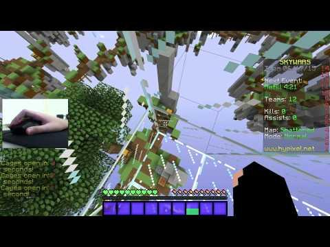 Hypixel MegaWalls - #25 - Full Game + Clutch! ALOT v 1 by