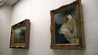 特集展示「住友コレクションの無印良画「 ── こんな泰西名画もありました」 泉屋博古館分館 フランス絵画の贈物 ─ とっておいた名画