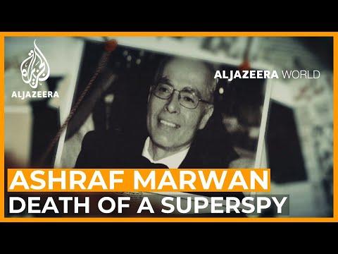 Ashraf Marwan: Death of a Superspy | Al Jazeera World