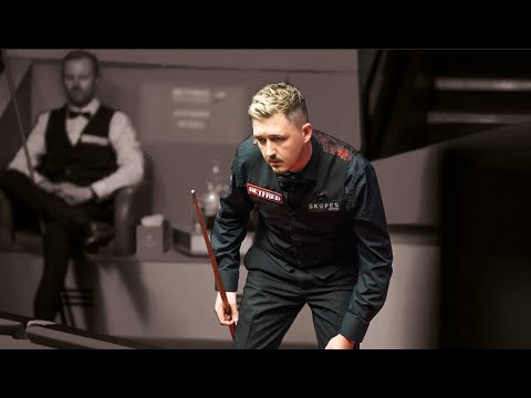 Epic Crucible Decider Leaves Kyren Wilson Emotional