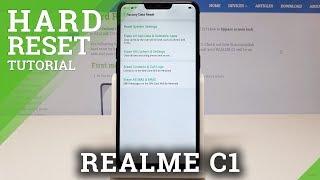 Oppo Realme C1 Pattern Unlock Miracle