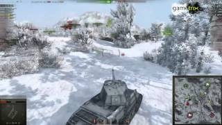 vk 45 02 p ausf a как танк