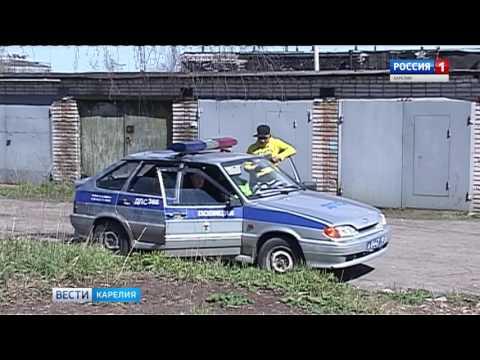 """Проверки """"маршруток"""" проходят в Петрозаводске"""