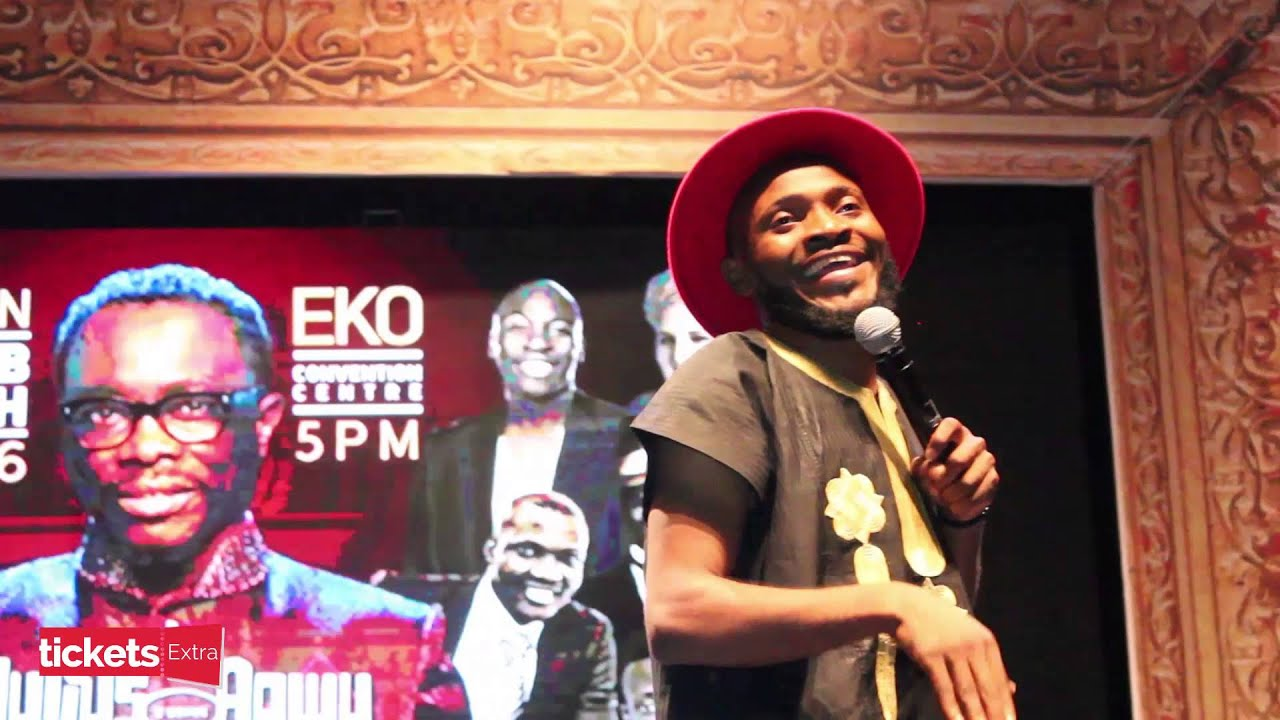 Download Highlights From Julius Agwu's Life As I See It Concert