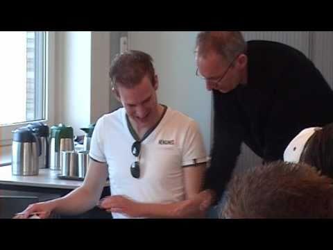 ROC Friese Poort - Diploma uitreiking SCW - Roelof Jan