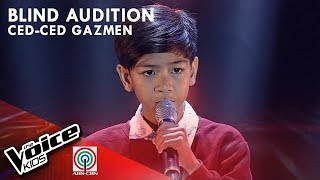 Download Mp3 Ced-ced Gazmen - She's Gone | Blind Auditions | The Voice Kids Philippines S
