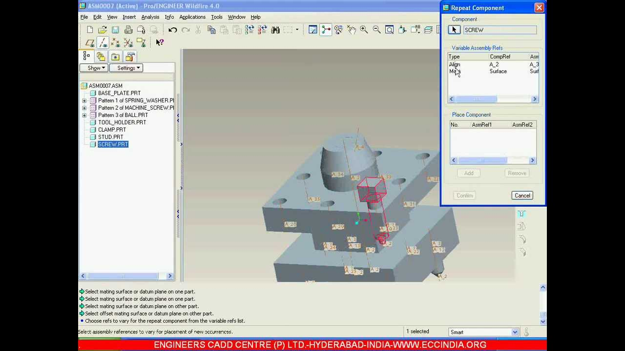Square Tool Post - File 1 of 2  sc 1 st  YouTube & 18. Square Tool Post - File 1 of 2 - YouTube