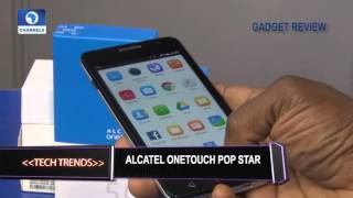 Tech Trends: Gadget Review On Alcatel Onetouch Pop Star