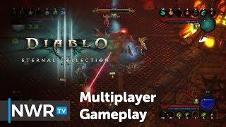 Diablo 3 Online Switch Gameplay