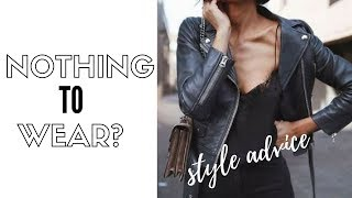 Nothing To Wear?  Here's why!